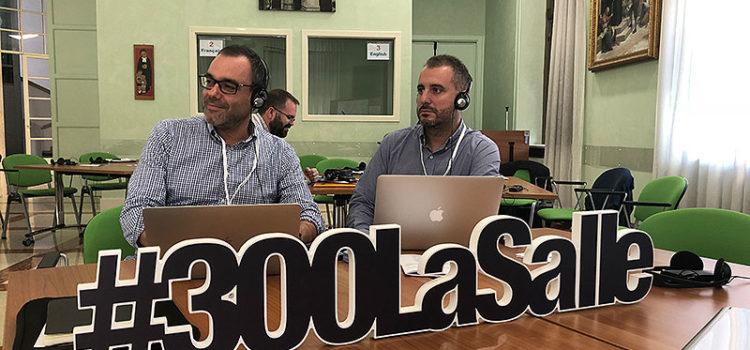 Los directores de La Salle Maó y La Salle l'Alcora acuden al curso de formación de directores de la RELEM en Roma