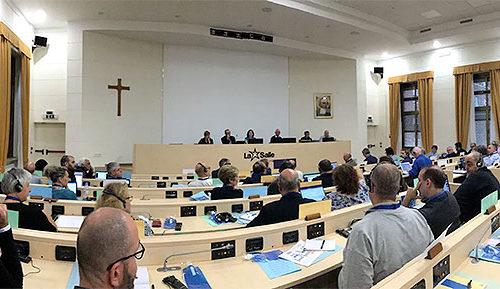 Roma acoge la I Asamblea de la Misión Educativa (AMEL) de la RELEM (Región Lasaliana Europea Mediterráneo)