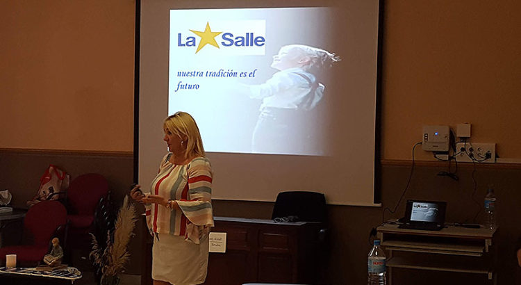 Itinerario de formación inicial para profesores nuevos en La Salle Valencia-Palma