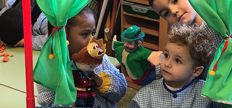 Roda-Roda a Educación Infantil en el col·legi La Salle Manacor