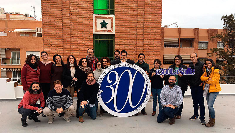 Encuentro de directores técnicos y jefes de estudio de los colegios La Salle de Baleares, Teruel y Comunidad Valenciana