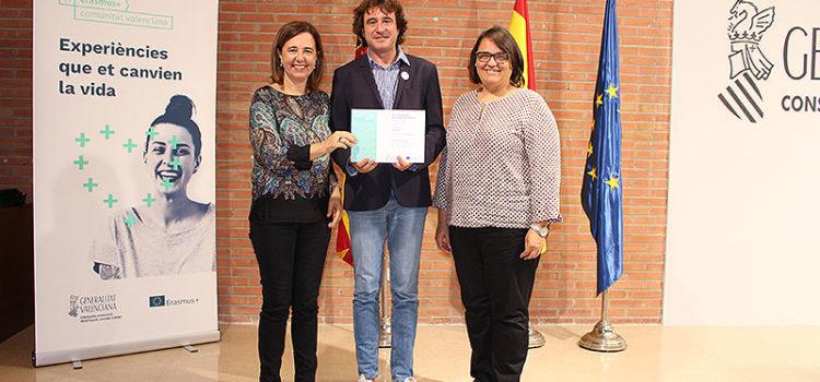 El colegio La Salle Benicarló inicia su programa Erasmus+