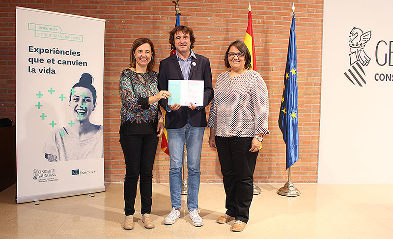 Erasmus+ en Benicarló