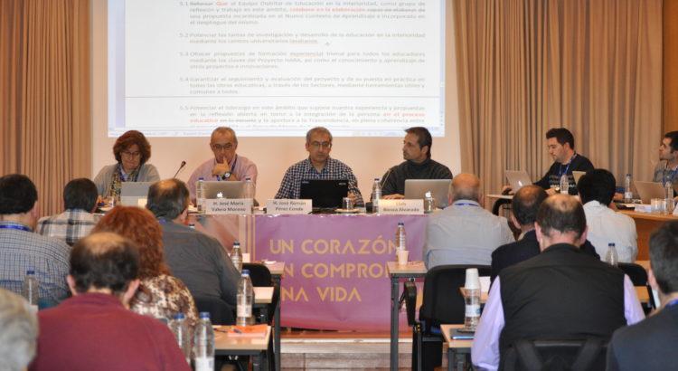 III AMEL del Distrito ARLEP: Jornada de trabajo sobre los informes de líneas de acción y objetivos