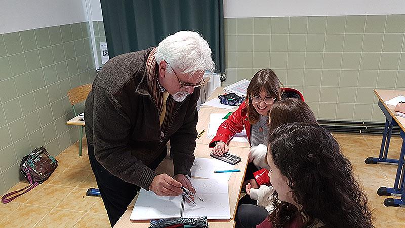 Miguel Pitarch, professor de La Salle Benicarló, nominat al millor docent d'Espanya 2018