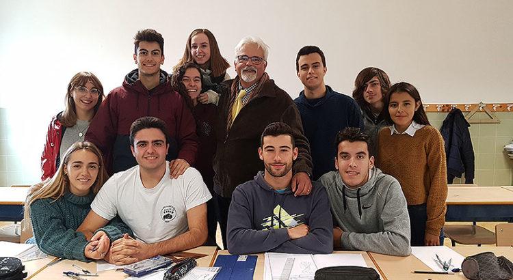 Miguel Pitarch, un docent molt volgut
