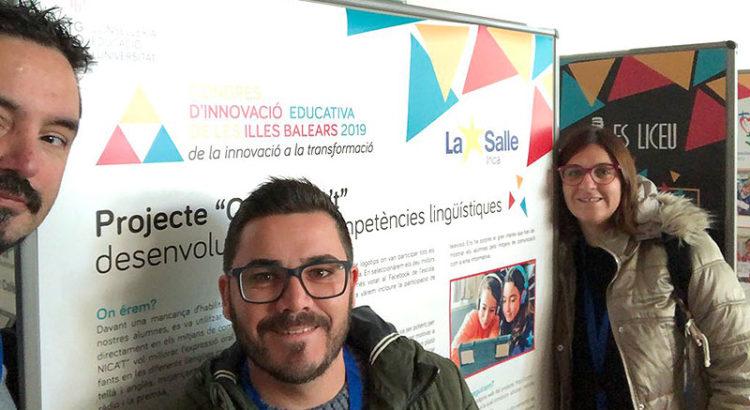 Participantes de La Salle Inca
