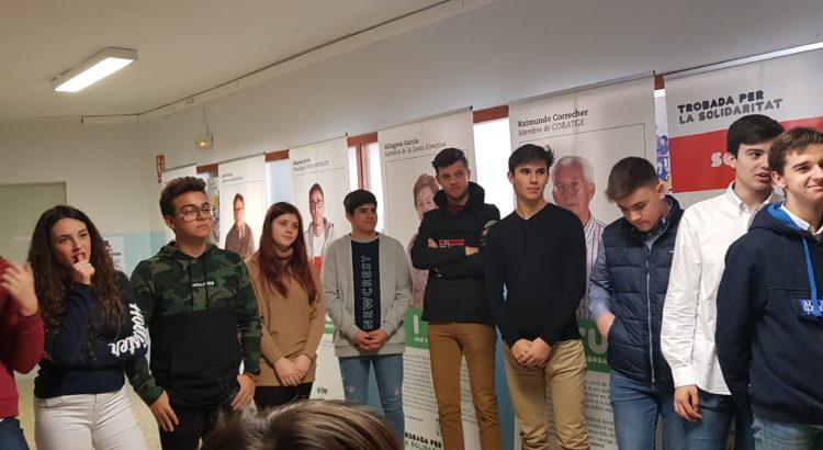 Exposició solidària a La Salle Alcoi