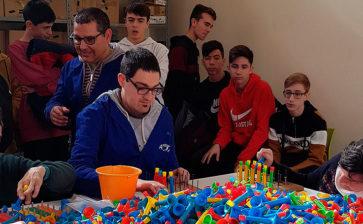 Semana de Realidades Humanas en el colegio La Salle de Teruel