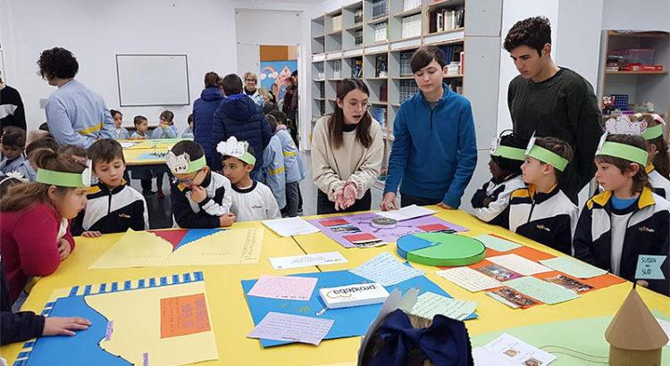 Los colegios La Salle de las Islas Baleares, Comunidad Valenciana y Teruel celebran el Día Escolar de la Paz