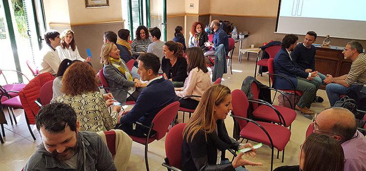 Directores técnicos y jefes de estudio de La Salle Valencia-Palma asisten a una jornada formativa para mejorar las habilidades comunicativas