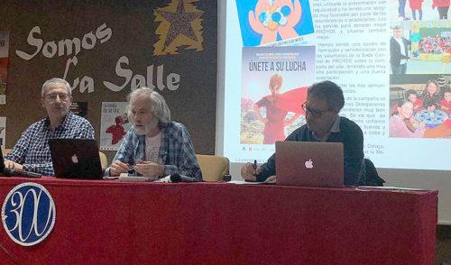 PROYDE celebra su Asamblea General en el Colegio La Salle Sagrado Corazón de Madrid