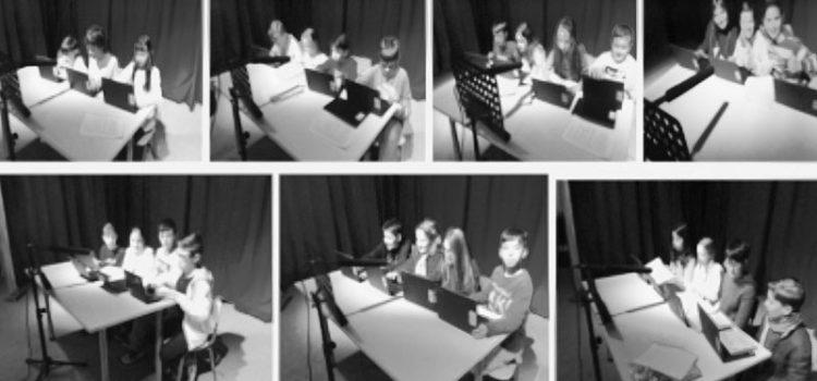 Disfruta de la radio con los alumnos de 5º de Primaria del colegio La Salle Pont d'Inca