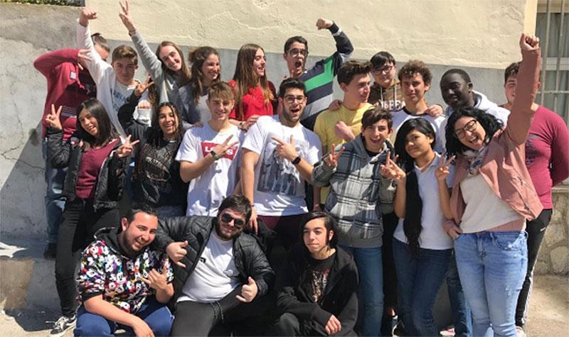 """L'alumnat de 4t de Tecnologia de La Salle Inca guanya la  35ª Edició del concurs escolar ONCE """"Por mí y por todos mis compañeros"""""""