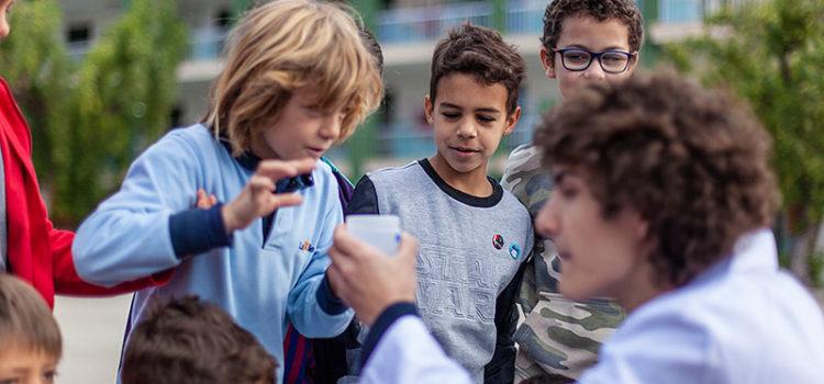 Los colegios La Salle de la Comunidad Valenciana, Islas Baleares y Teruel celebran el día de La Salle sueña Ciencia