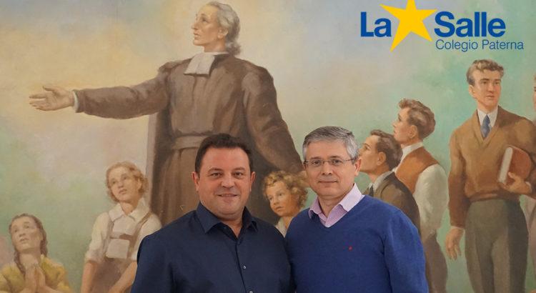"""Paco Calabuig, profesor del Colegio La Salle Paterna, reconocido como """"Docente Ejemplar de la Comunidad Valenciana"""""""