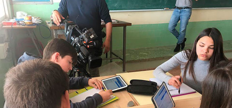 El proyecto de concienciación ambiental de La Salle Inca, noticia en IB3