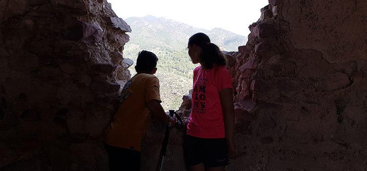Projecte Obert, de excursión a Olocau