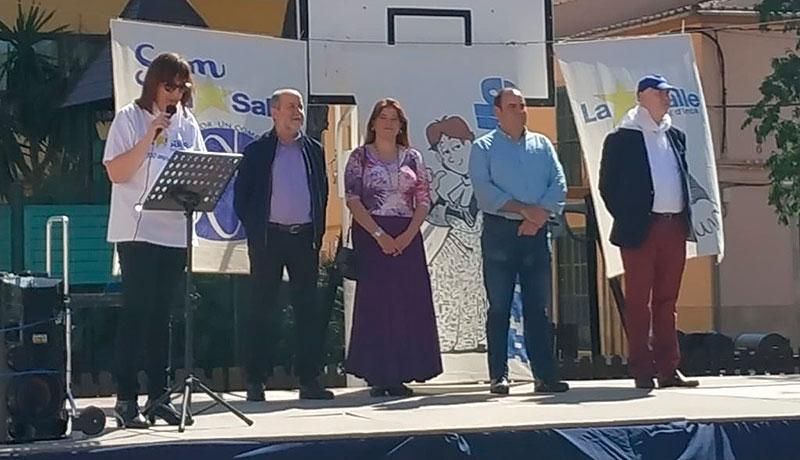 Acte conmmoratiu del Tricentenari a La Salle Pont d'Inca