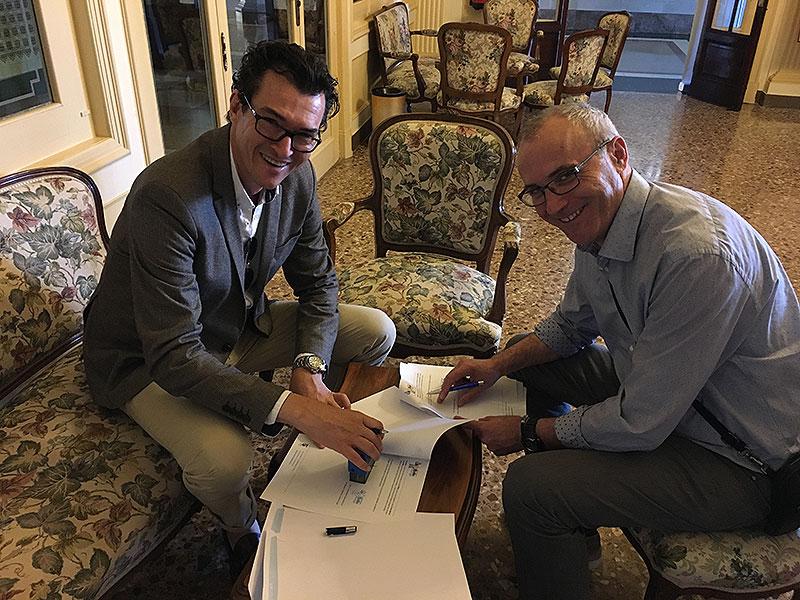 La Fundación La Salle Acoge y La Gacela renuevan el convenio de ayuda y colaboración entre ambas entidades