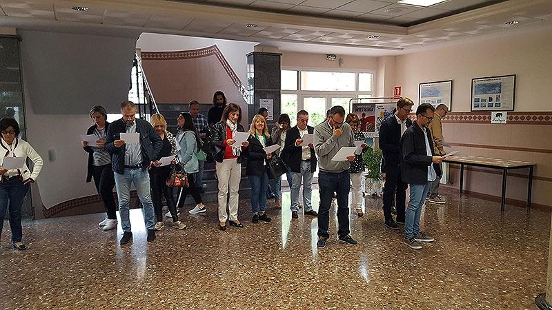 Encuentro de AMYPAS de La Salle Valencia-Palma en Llíria