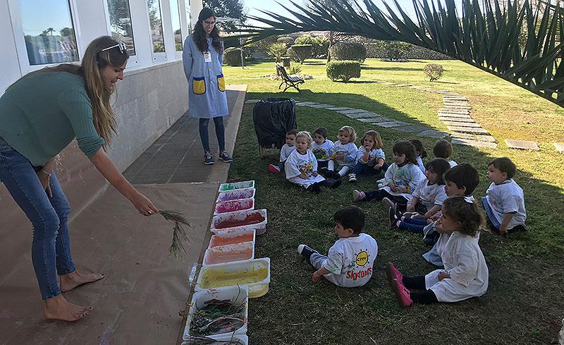 Jornades culturals CREAM a l'escoleta de La Salle Maó