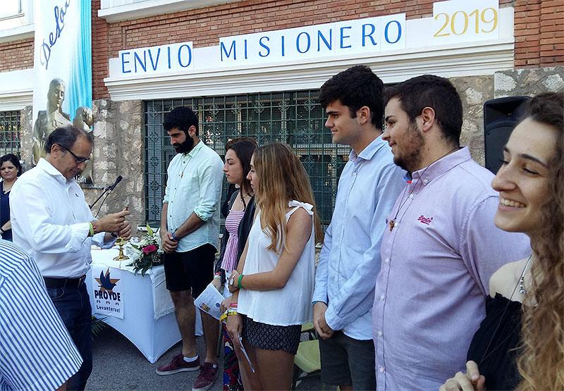 El colegio La Salle Paterna acoge la celebración del Envío Misionero 2019
