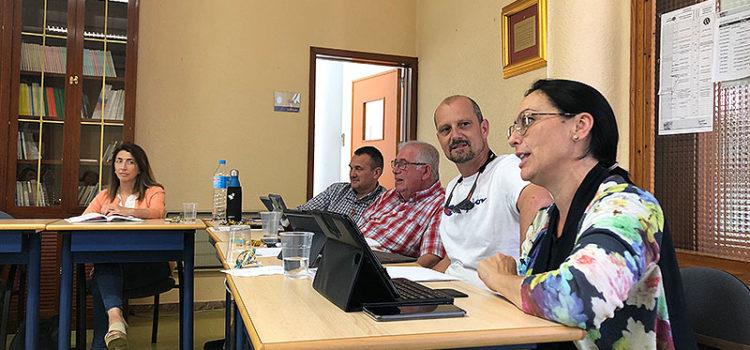Los delegados de Identidad de La Salle en Baleares, Comunidad Valenciana y Teruel se reúnen en Paterna para evaluar el curso y preparar dinámicas