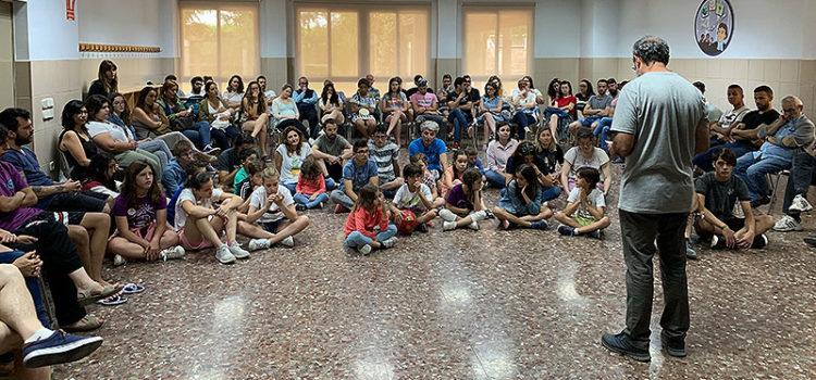 Día de convivencia en Llíria para la familia lasaliana de la fundación La Salle Acoge