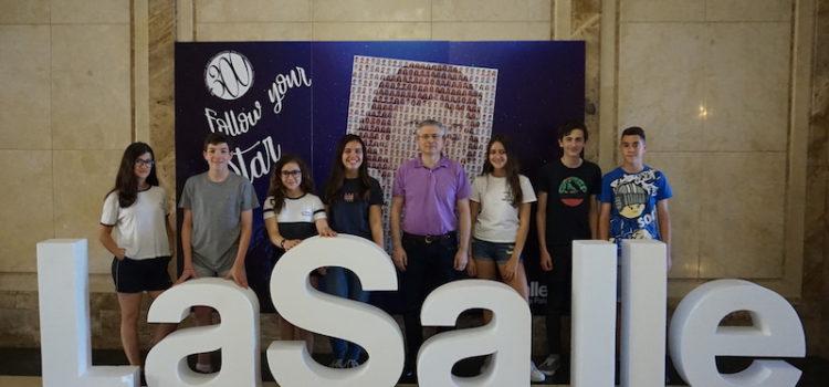 """El proyecto """"Door Robot"""" de La Salle Paterna, finalista en el concurso Up! Steam organizado por la Universitat Politècnica de Valencia"""