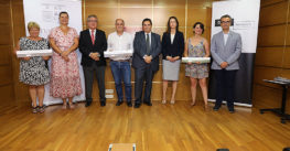 La Fundación La Salle Acoge, reconocida por la Fundació Caixa Castelló y Bankia En Acción