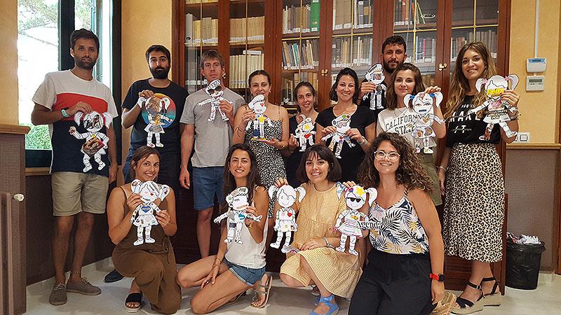 Semana de formación de profesores nuevos de primer, segundo y tercer año de los centros La Salle en la Comunidad Valenciana, Islas Baleares y Teruel
