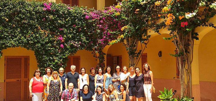 Finaliza el encuentro de formación de administrativos de los centros La Salle del Sector Valencia-Palma