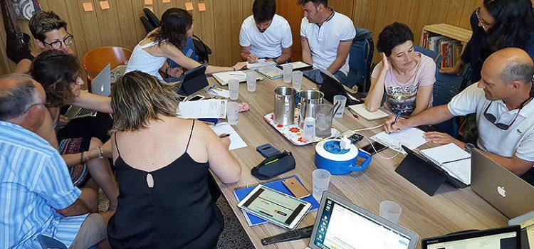 Formación de equipos directivos de La Salle para los colegios de Islas Baleares, Comunidad Valenciana y Teruel