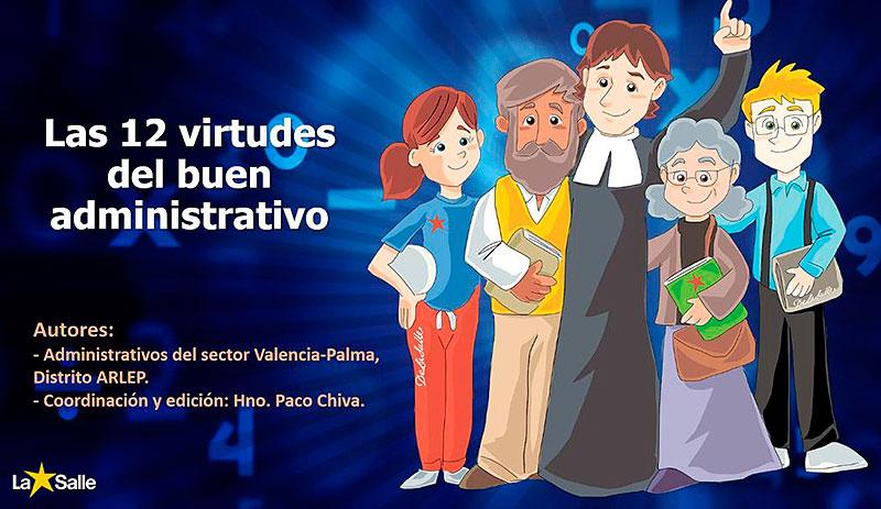 Las doce virtudes… del buen administrativo