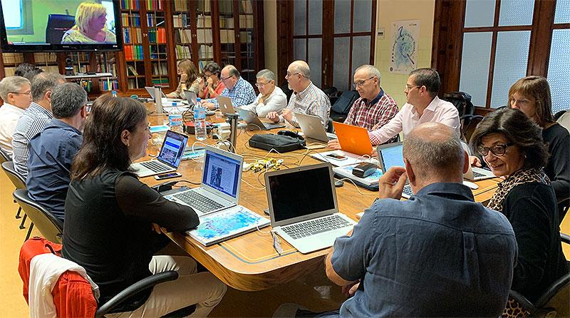 Los directores de las Obras educativas y socioeducativas de La Salle en la Comunidad Valenciana, Islas Baleares y Teruel se reúnen en Paterna