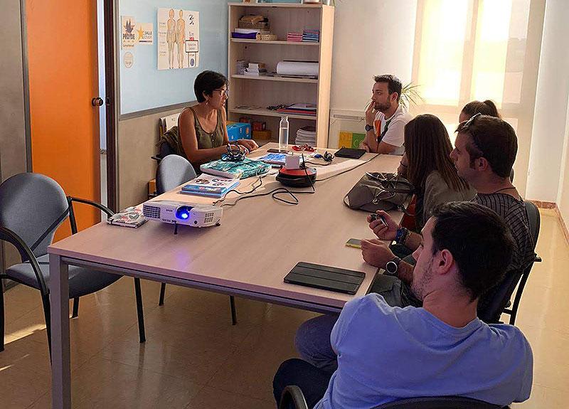 Paterna y Pont d'Inca acogen una nueva jornada de formación para profesores nuevos de tercer año de nuestros centros educativos de La Salle