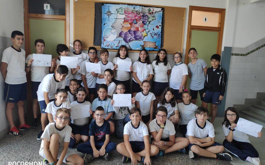 Infantil y Primaria de la Escuela Profesional La Salle de Paterna se suman al proyecto escolar 'El camino de PiEFcitos'