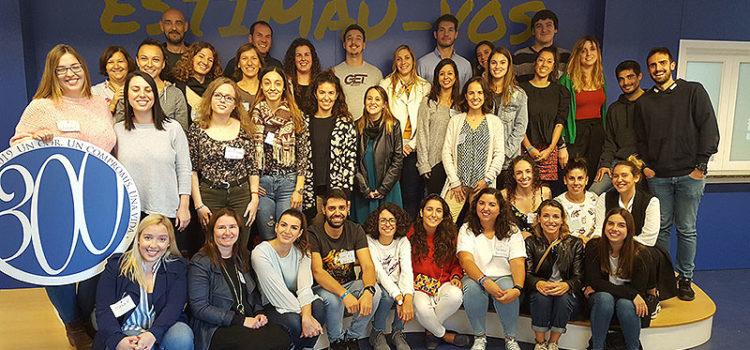 Comienza la Formación Inicial para profesores de primer año de La Salle en Mallorca