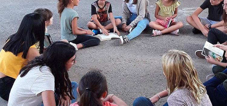 Llegim junts! Apadrinaments lectors al col·legi La Salle Alaior