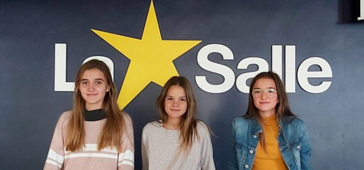 Premis extraordinaris al rendiment en Educació Primària per a tres alumnes de La Salle Alcoi