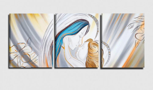 La Virgen, el Niño y el Payaso  · reflexión de enero de 2020
