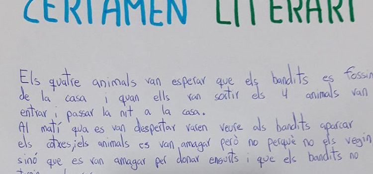 Certamen literari a La Salle Pont d'Inca
