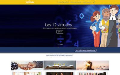 La Salle renueva su espacio web sobre Espiritualidad Lasaliana