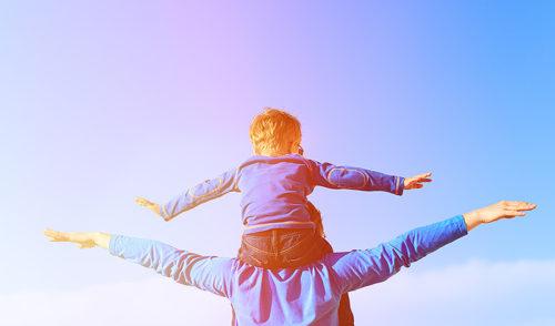 ¡Papá, quiero ser como tú! · Reflexión de enero de 2021