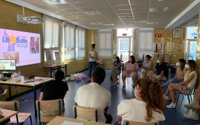 Convocados a una jornada de formación los profesores de 2º y 3º año del Itinerario de Formación Inicial de La Salle Valencia-Palma