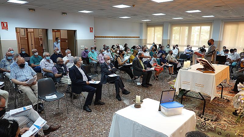 Hermanos y Asociados de la zona Valencia-Teruel de La Salle celebran un encuentro en Llíria